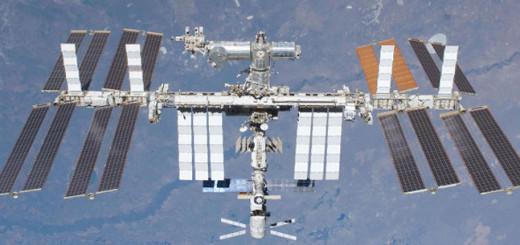Международная космическая станция Фото: © NASA