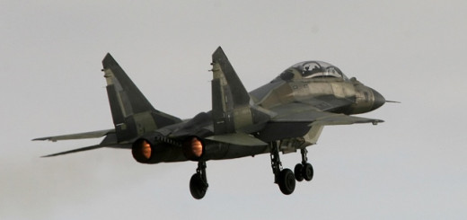 МиГ-29К Фото: © ИТАР-ТАСС/Марина Лысцева