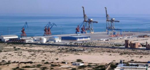 Порт Гвадар в Пакистане является ключевой частью экономического коридора между Пакистаном и Китаем