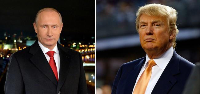 Владимир Путин и Дональд Трамп договорились по телефону встретиться лично