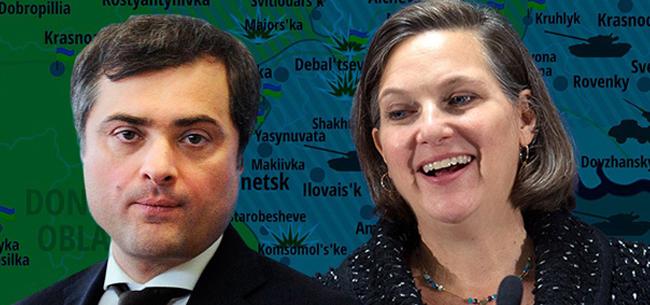 Горячая тема: Украина: Ростислав Ищенко. Из многочисленных утечек стало известно, о чем договорились Сурков и Нуланд