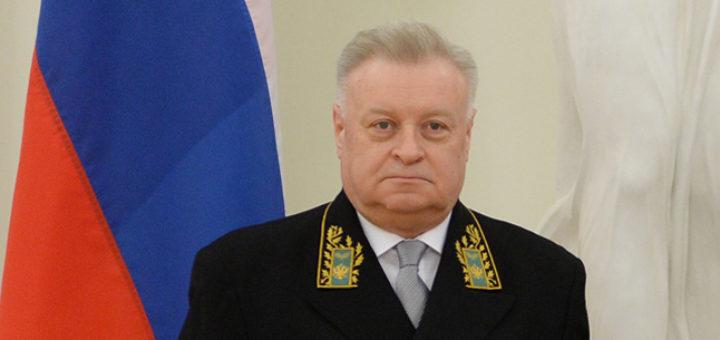Посол России в Литве Александр Удальцов