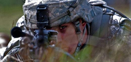 Американский солдат                                                  Иллюстрация: flickr.com/The U.S. Army