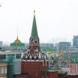Троицкая башня Московского Кремля © РИА Новости. Екатерина Чеснокова