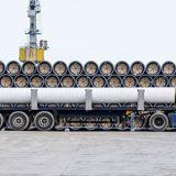 Трубы для строительства Турецкого потока © Фото: TurkStream