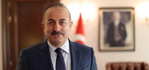Министр иностранных дел Турции Мевлют Чавушоглу © Sputnik/ Fuad Safarov