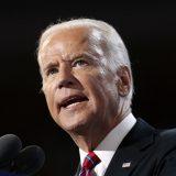 Вице-президент США Джо Байден © AP Photo/Carolyn Kaster
