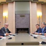 Встреча с вице-канцлером, министром экономики и энергетики Федеративной Республики Германия Зигмаром Габриэлем. Фото: kremlin