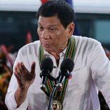 Президент Филиппин Родриго Дутерте © EPA/MARK R. CRISTINO
