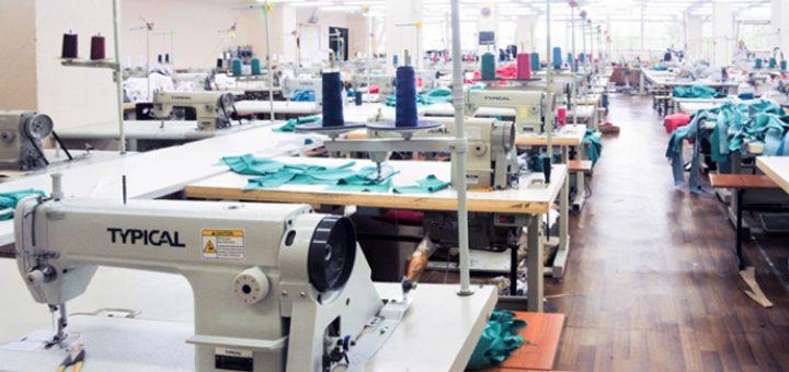 Найти фабрику на пошив одежды