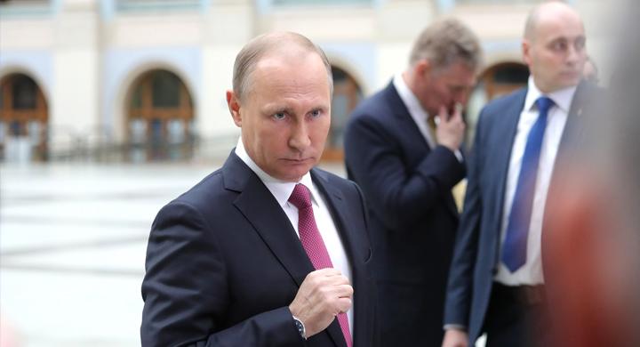 Путин несогласился сутверждением о«ручном управлении» в Российской Федерации
