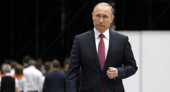 Путин и рывок. Февраль 2018 – ультиматум и санкции навсегда