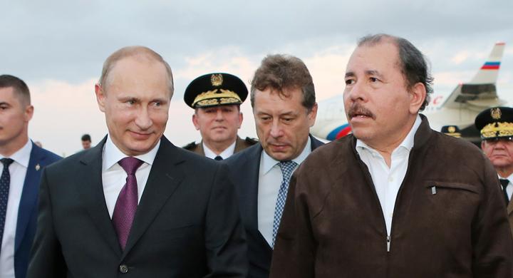 Американские СМИ: Забудьте о Венесуэле! Россия нацелилась на Никарагуа