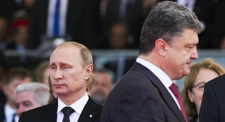 Глашатай Турчинова: Путин нанёс тяжелейший удар в день рождения Порошенко